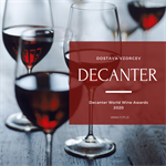 Decanter World Wine Awards 2020 - ponesimo vrhunska slovenska vina v svet