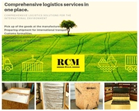 Comprehensive logistics services in one place.